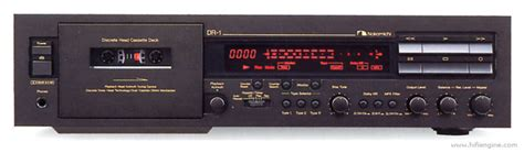 nakamichi cassette deck 1 nakamichi dr 1 manual discrete three cassette