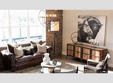 Dot & Bo's Tips for Incorporating Industrial Rustic Decor ... Industrial Style Home Decor