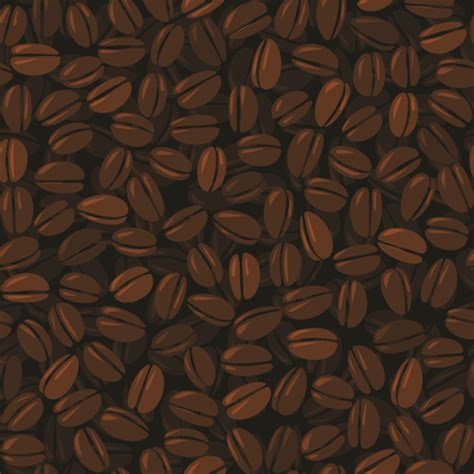 wallpaper coffee vector set of dark coffee vector background 02 vector