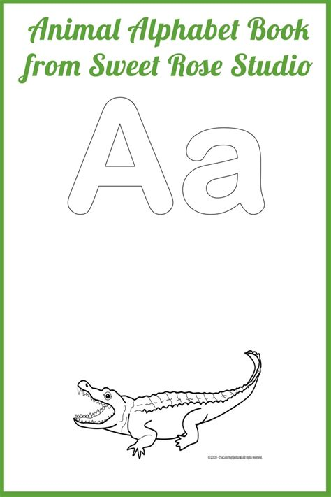 printable animal abc book 69 best abc s images on pinterest alphabet activities