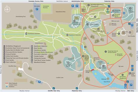 to botanic gardens from city centre garden ftempo