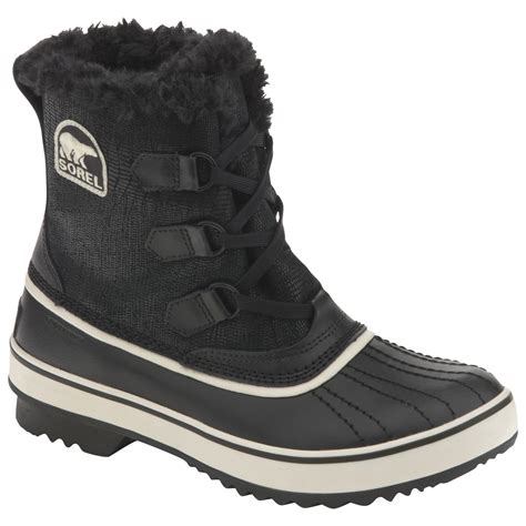 sorel womens tivoli winter boot