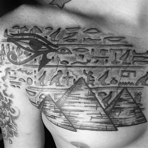 egyptian hieroglyphics tattoos 30 hieroglyphics designs for ancient