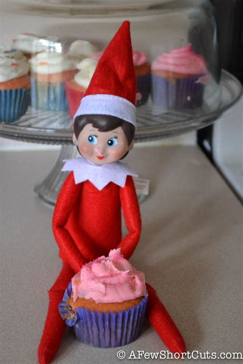 Where Can I Get A On The Shelf by On The Shelf Cupcakes A Few Shortcuts