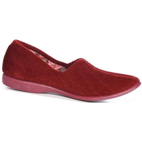 marshalls slippers gbs womens slip on slippers at marshall shoes