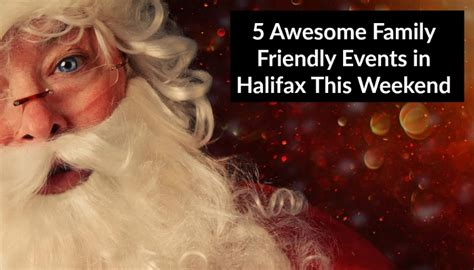 family friendly activities in december where we take our out of towners in halifax