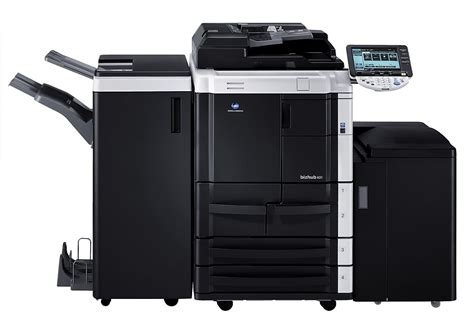 Mesin Fotocopy Konica Minolta jual multifunction konica minolta bizhub 601 harga