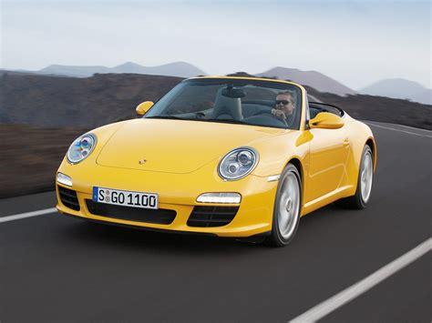 Porsche 911 997 Cabriolet Review by Porsche 911 Carrera Cabriolet 997 Specs 2008 2009