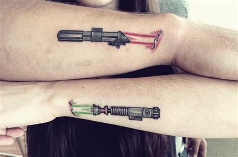 lightsaber tattoos lightsaber designs ideas and meaning tattoos for you