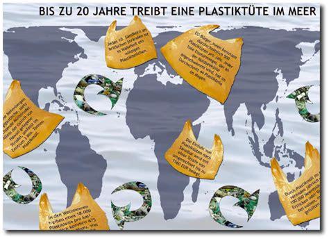 Plastik Klaten karte kunststoffe verschmutzung der ozeane epiz