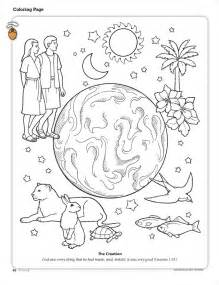 creation coloring pages 25 best ideas about creation coloring pages on
