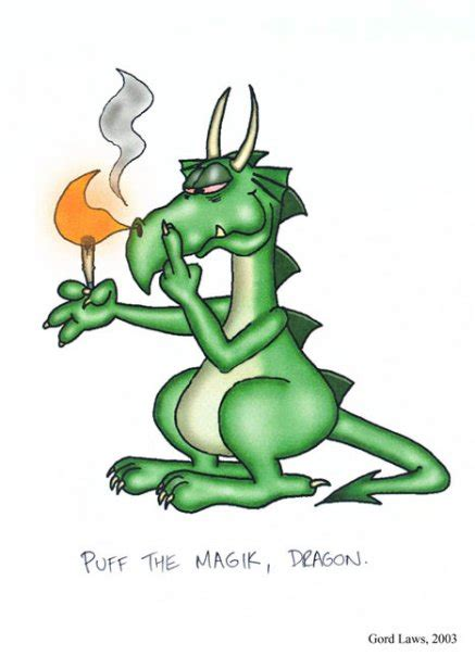puff the magic dragon tattoo laws concept copy voice overs quot puff the