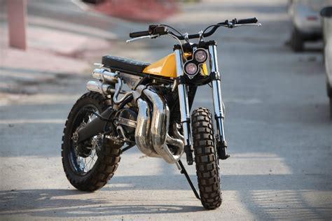 H Rv Rd by Rd350 Scram By Moto Exotica Inazuma Caf 233 Racer