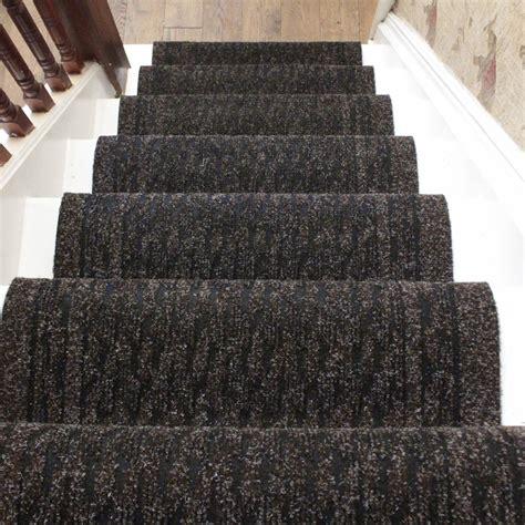 black carpet runner  stairs hawk haven