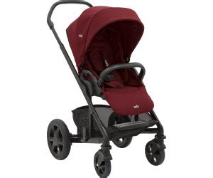 buy joie chrome dlx cranberry from £198.00 – compare