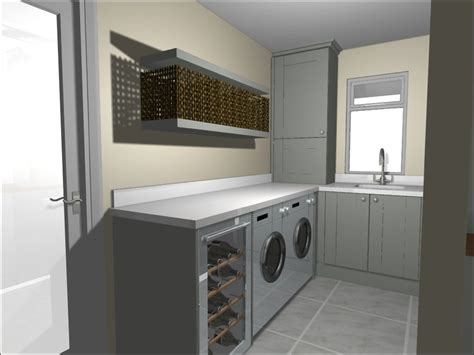 Kitchen Utilities by Remodelling Of Kitchen And Utility Room Cwn Developments