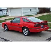 1987 Dodge Daytona  Overview CarGurus