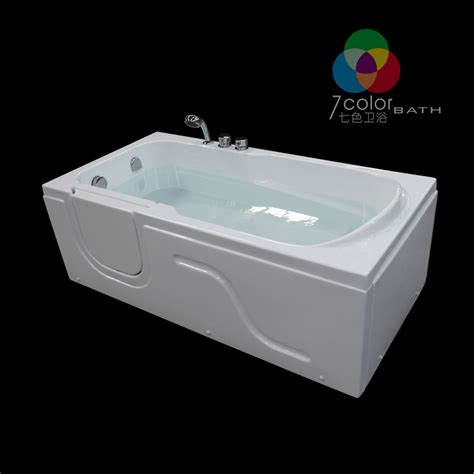geriatric bathtub hot sale jucuzi handicapped tubs elderly bathtub walk in