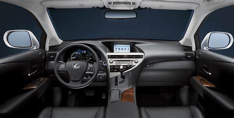Lexus 450h Interior by 2011 Lexus Rx 450h Interior Pictures Cargurus