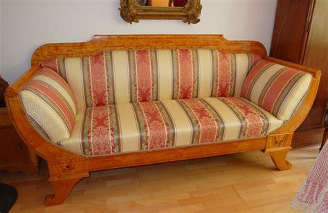 sofa antik gebraucht biedermeier sofa antik fabric sofas