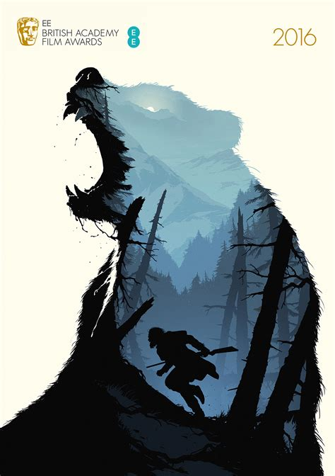 the revenant book 4 in the no direction home series volume 4 books bafta 2016 best posters on behance