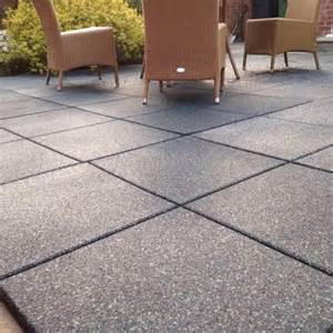 25 best ideas about rubber tiles on rubber flooring paver patio cost and