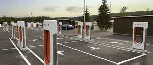 Superchargers Tesla Tesla Supercharger Binge 7 Superchargers 7 Cities 7 Days