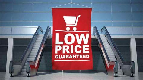 lowest price and price match guarantees