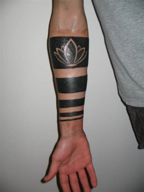 tribal stripes tattoo armband tattoos you will get wrapped up in ibytemedia