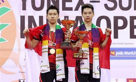 Sepatu Badminton Kevin Sanjaya Asian no specific targets set for shuttlers at 2017