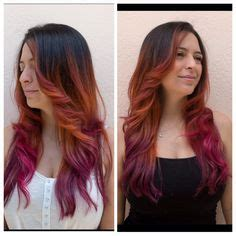 ombre hairstyles for hispanic women 1000 images about ombr 233 by hairtamer on pinterest