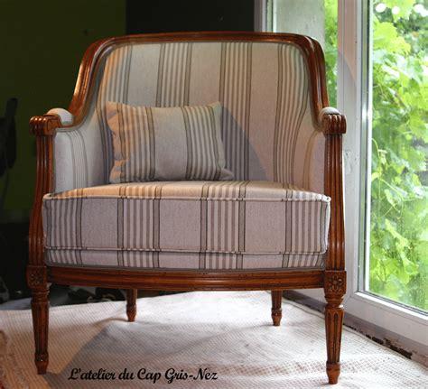 fauteuil gris 1038 l atelier du cap gris nez