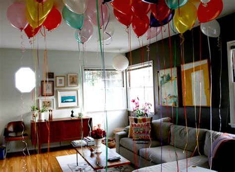 home party ideas beautiful birthday party decoration ideas for home happy