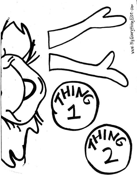 thing 1 and thing 2 card templates thing 1 and thing 2 coloring pages dr seuss az coloring