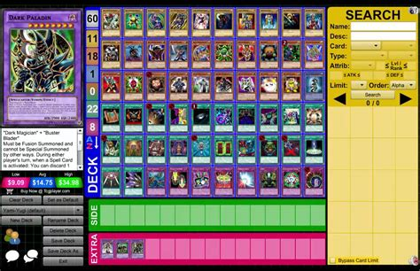 yugi deck liste yugioh yami yugi deck profile part 1 post april 2014 ban