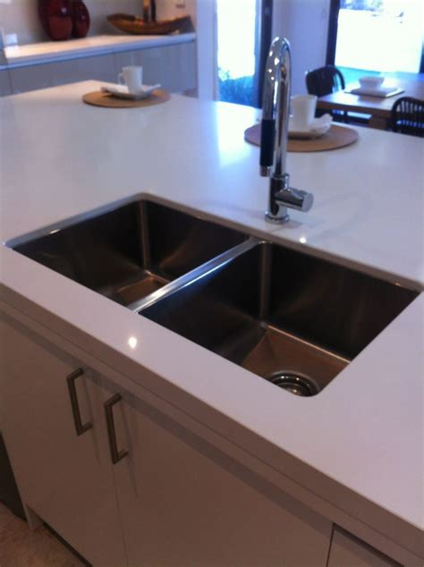 under bench sinks double underbench sinks for the home pinterest