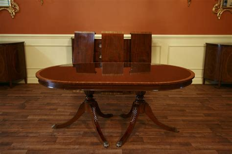 Stickley Dining Table Oval Mahogany Dining Table Ebay
