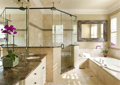 travertine tile ideas bathrooms why should you use travertine for bathroom and kitchen counters sefa