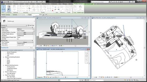 revit walkthrough tutorial video autodesk revit create and edit a walkthrough animation
