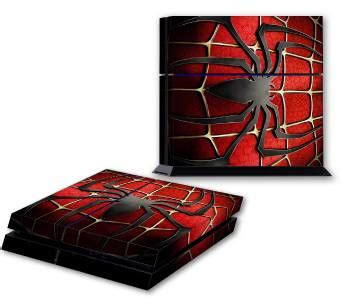 Spiderman Ps4 Aufkleber by Snap Sega Sticker Logo No Console Or Game Games Just The