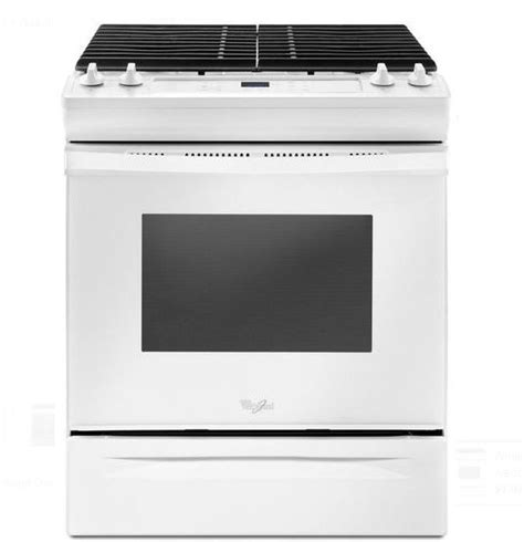 whirlpool gas range reviews reviews for weg515s0fw 30 quot whirlpool 5 0 cu ft slide in