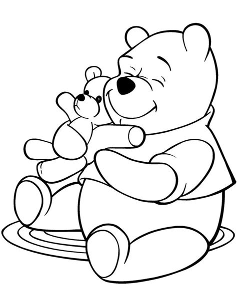 pooh bear coloring pages games 17 best images about colouring images on pinterest