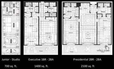 pueblo bonito sunset executive suite floor plan gogobot
