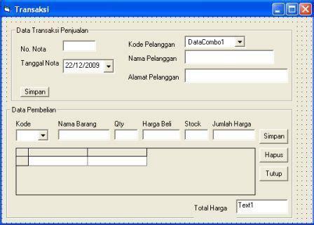 membuat database visual studio 2010 contoh program database visual studio 2010 contoh oliv