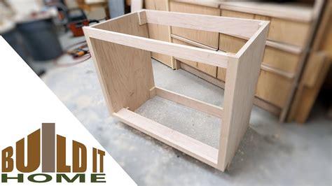 Wood Plans Bathroom Vanity