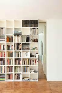 modern white bookshelf design ideas
