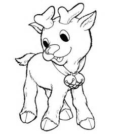 coloring pages for reindeer 11 rudolph reindeer coloring pages gt gt disney coloring pages