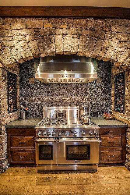 home design story rustic stove 216 best images about kitchen range hoods mantels arches