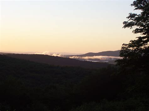 section 8 vt mm 8 4 sunrise view from kid gore shelter courtesy