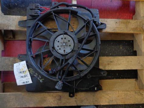 pt cruiser fan motor buy 06 07 08 09 10 pt cruiser radiator fan motor fan assm